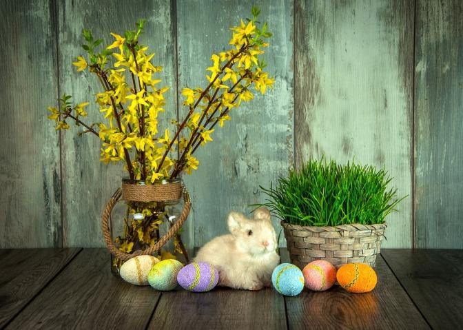 Ostern naht...