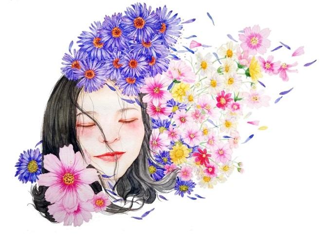 ... vom Frühling träumen ....