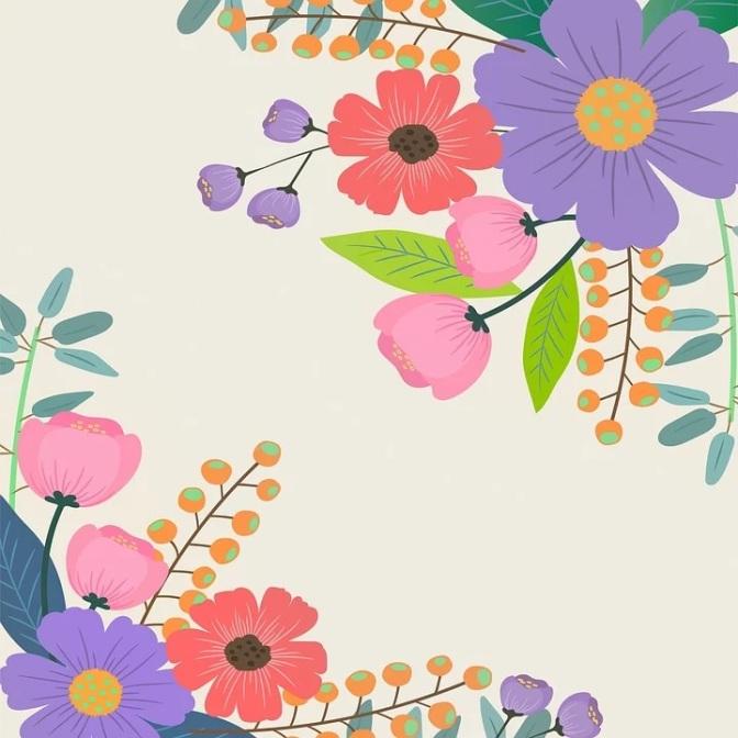 Der Frühling kommt in allen Farben!